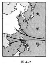 2016年成人高考历史地理综合实战训练试题及答案(3)